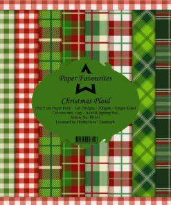 Karton 15x15 cm / Christmas / Favourites