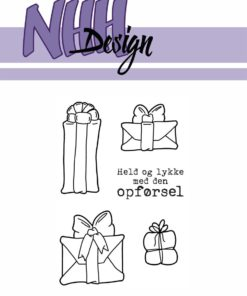 Stempel / gaver / NHH Design