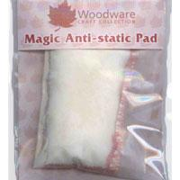 Magic Anti-static pad / Woodware
