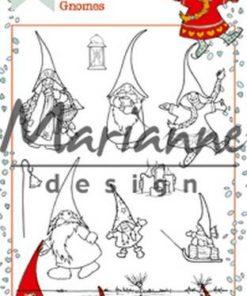 Stempel / Gnomer / Marianne Design