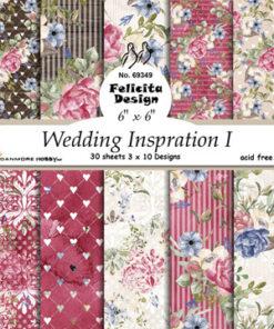 Karton 15x15 cm / Wedding inspration 1 / Felicita Design