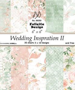Karton 15x15 cm / Wedding inspration 2 / Felicita Design