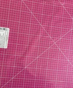 Skæreplade pink 45x60 cm / inch