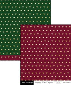 Scrapbooking ark / 30,5 x 30,5 cm / Barto Design