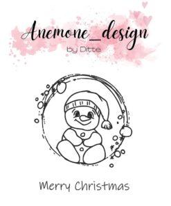 Stempel / Let it snow / Anemone Design