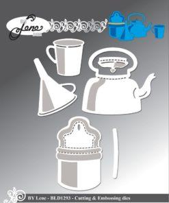 Dies / Vintage kitchen tools 2 / By Lene