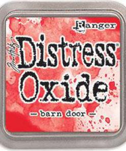 """Distress oxide 3"""" x 3"""" / Barn door"""