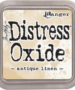"""Distress oxide 3"""" x 3"""" / Antique line"""