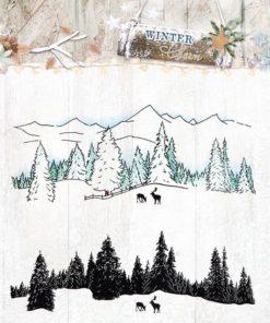 Stempel / Winter charm / Studio light