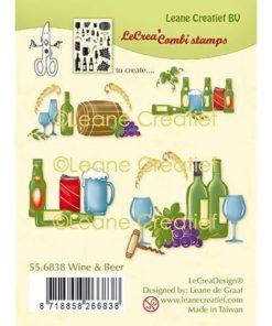 Stempel / Wine and beer / Leane