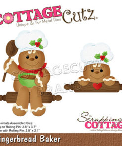 Dies / Julebagere / Cottage cutz