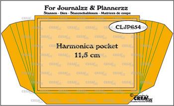 Dies / Harmonika lomme / Crealies