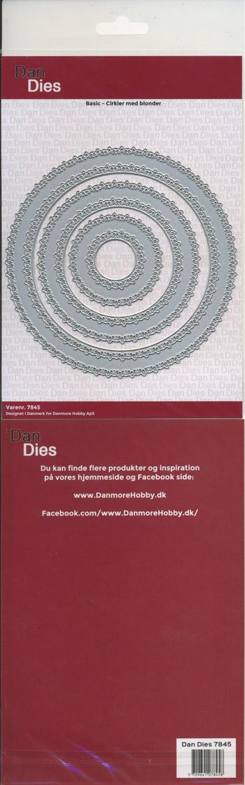 Dies / Cirkler med blonder / Dan-Dies