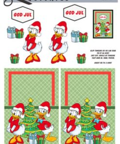 Anders og Andersine ved juletræ / Quickies
