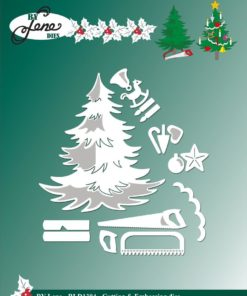 Dies / Christmas Tree / By Lene