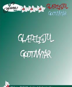 Dies / Glædelig jul & Godt Nytår / By Lene