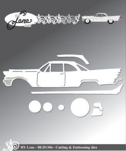 Dies / American car - 1 / By Lene