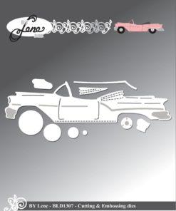 Dies / American car - 2 / By Lene