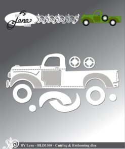 Dies / American car - 3 / By Lene