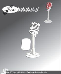 Dies / Mikrofon / By Lene
