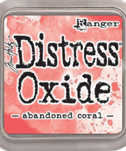 Distress oxide / Abandoned coral