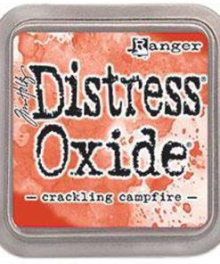 Distress oxide / Crakling campfire