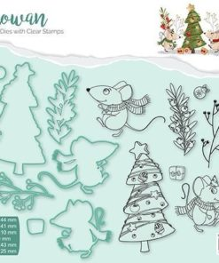 Stempel / Christmas Tree / NS