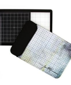 Glass media mat / Tim Holtz