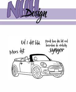Stempel / Tøsebil / NHH Design