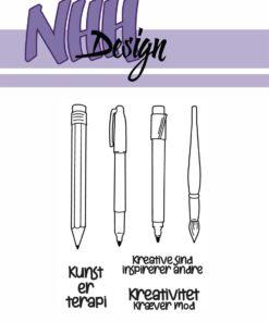 Stempel / Kreativt værktøj / NHH Design