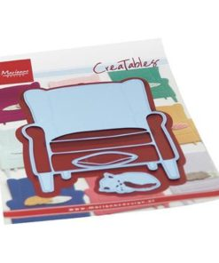 Dies / Armchair & Kitten / Marianne Design