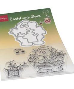 Stempel / Christmas bear / Marianne Design