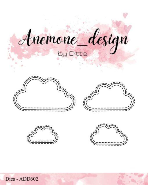 Dies / Clouds / Anemone Design