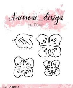 Dies / Flowers / Anemone Design