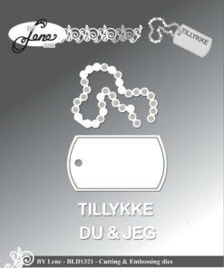 Dies / Dogtag / By Lene