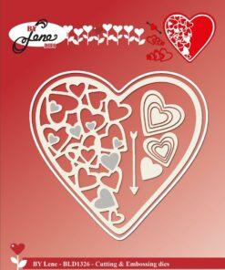 Dies / Hearts / By Lene