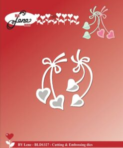 Dies / Hanging hearts / By Lene