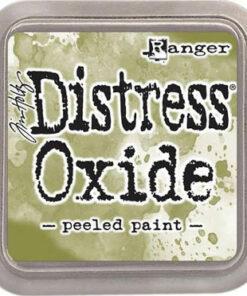 Distress oxide / Peeled pain