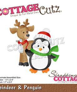 Dies / Elg og pingvin / Cottage Cutz