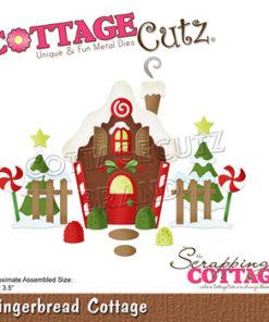 Dies / Gingerbread / Cottage Cutz