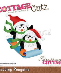 Dies / Slæde pingviner / Cottage Cutz