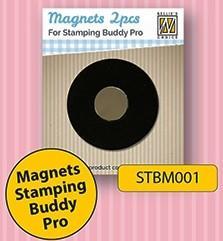 Magnet til stamping buddy, 2 stk