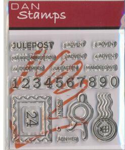 Stempel / Julepost / Dan Stamps