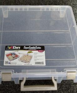 Artbin æske, plast / Super satchel 1