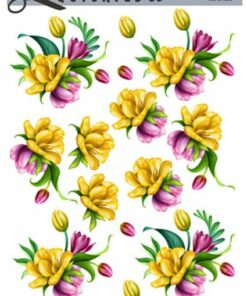 Blomster / Gul & Rosa / Quickies