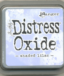Distress oxide / Shaded lilac
