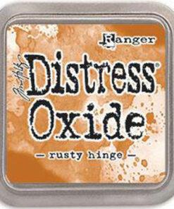 Distress oxide / Rusty hinge