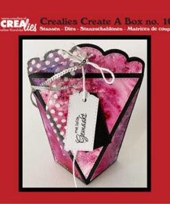 Dies / Create a box / Crealies