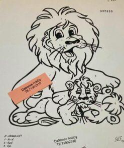 løver/ Lap på lap