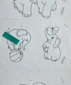 Uro / Forelskede elefanter / Lap på lap